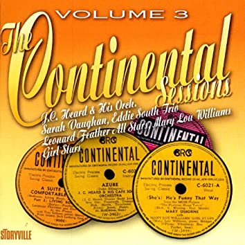 Continental Sessions Vol. 3