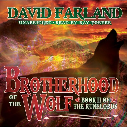 Brotherhood of the Wolf audiobook cover art