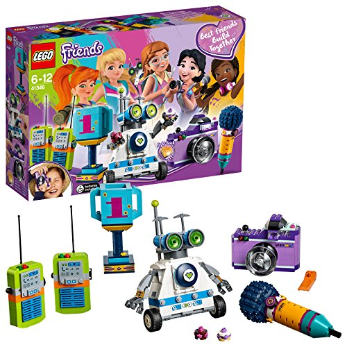 LEGO- Friends La Scatola dell'amicizia, Multicolore, 41346
