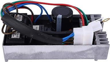 Regulador de voltagem do gerador, regulador de voltagem automático, KI-DAVR 150S3 para gerador trifásico, gerador de subst...