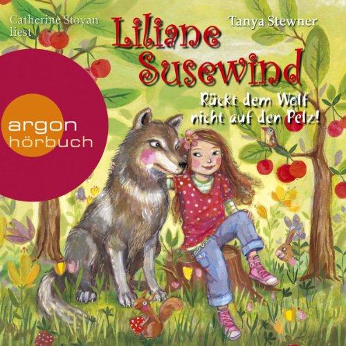 Rückt dem Wolf nicht auf den Pelz audiobook cover art