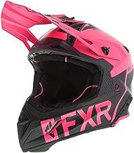 FXR Helium Ride Co Helmet - E Pink/Black - SML