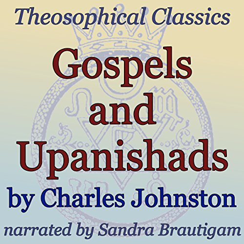 Gospels and Upanishads audiobook cover art