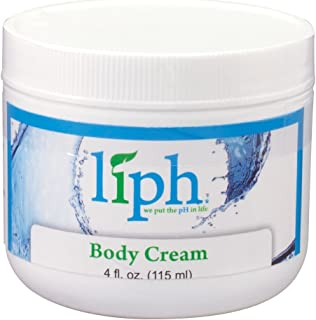Liph Solutions 4 oz. Body Cream. Works exceptionally well for Skin Irritations, Eczema and Psoriasis.