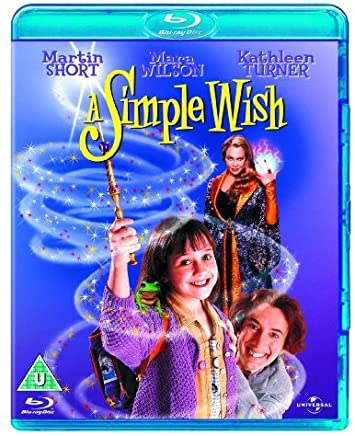 A Simple Wish ( The Fairy Godmother ) (Blu-Ray)