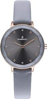 Radiant katrine Womens Analog Quartz Watch with Leather bracelet RA467607