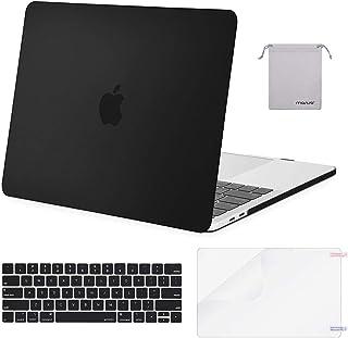 MOSISO MacBook Pro 15インチケース 2019 2018 2017 2016年リリース A1990 A1707 プラスチックハードシェルケース キーボードカバー スクリーンプロテクター&収納バッグ MacBook Pro 15...