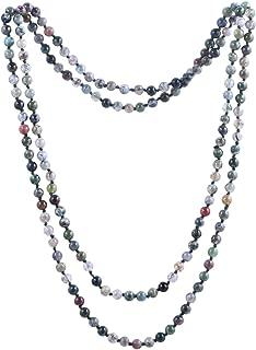 gemstone beads necklace india