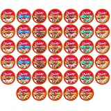 Friendly's Coffee Pods Assorted Flavored Ice Cream Variety Pack Compatible with Keurig K Cup...