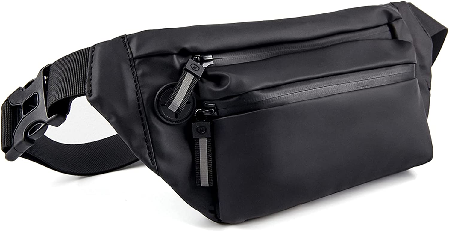 Fanny Pack Max 61% OFF Fashion Large Waist for and Men Soldering Dog Travel Women
