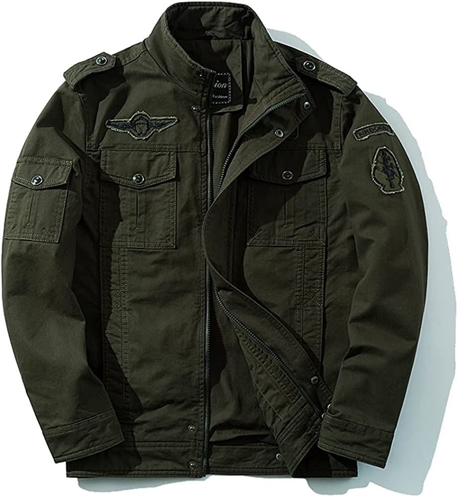 Cheap bargain Super sale Nightborne Mens Jacket Bomber