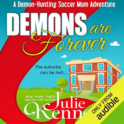 Demons Are Forever audiobook cover art