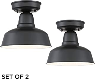 Amazon Com Patio Celling Light Fixture Led Close To Ceiling Lights Porch Patio Ligh Tools Home Improvement