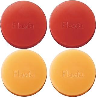 フォーマルクライン 薬用 フラビア ソープ 4個セット(朝?夜用各2個) 洗顔 石けん