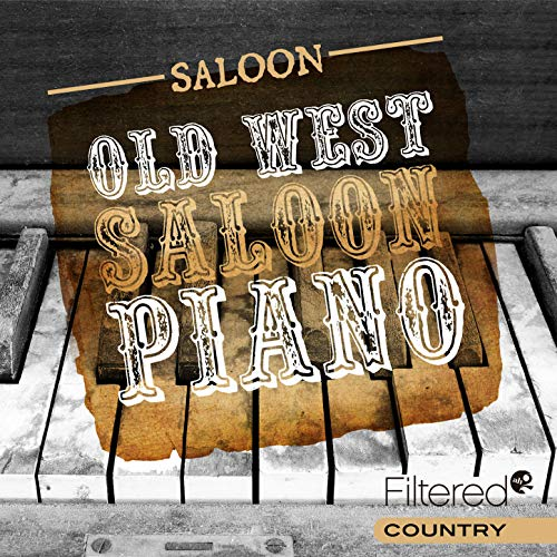 Old West Saloon Piano