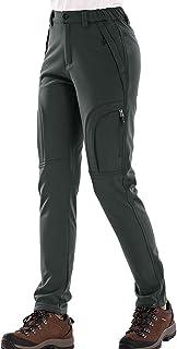 شلوار اسکی ضد آب شلوار اسکی ضد آب روکش روباز در فضای باز مخصوص زنان H4409