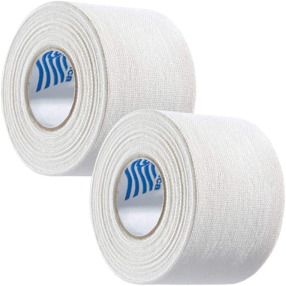 McDavid Zinc depot Oxide Two Pack Athletic Product Rolls -Yard Tape 10