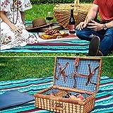 Zoom IMG-2 femor coperta da picnic impermeabile