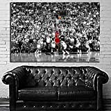 Michael Jordan マイケル ジョーダン 特大 ポスター 150x100 グッズ 絵 写真 フォト おしゃれ アート カフェ 壁紙 NBA バスケ マイケルジョーダン 大きい 大判 6