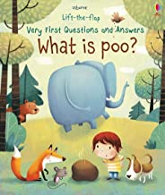Lift-The-Flap Very First Questions & Answers: What is Poo?