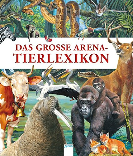 Das große Arena-Tierlexikon: FJ18:
