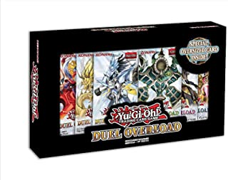 Yu-Gi-Oh! TCG: Duel Overload Box