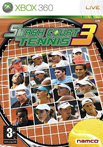 Namco Bandai Games Smash Court Tennis 3