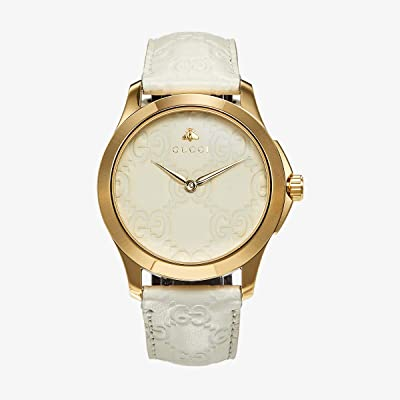 Gucci G-Timeless YA1264033 (White) Watches