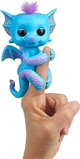 purple fingerling dragon