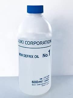 Juki Defrix Oil Number 1 Sewing Machine and Serger Oil 600ml