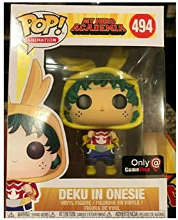 Funko Pop! My Hero Academia Deku in Onesie Exclusive Vinyl Figure