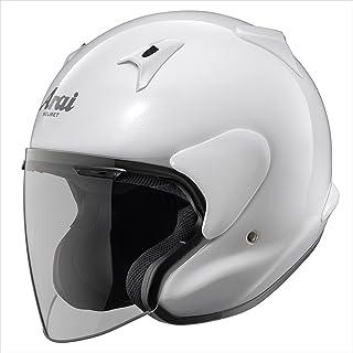 アライ(ARAI) バイクヘルメット ジェット MZ-F グラスホワイトL 59-60cm