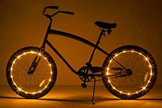 Brightz WheelBrightz LED Bicycle Wheel Accessory Light (2-Pack Bundle for 2 Tires)