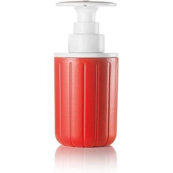 Rosso Guzzini Kitchen Active Design Dosasapone Push/&Soap 7,2 x H 15,7 cm