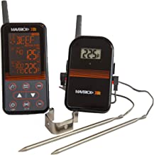 Maverick XR-40 Wireless Extended Range Digital Instant Read Cooking Kitchen Grilling Smoker BBQ Probe Meat Thermometer, Black