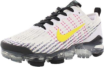 Nike Air Vapormax Flyknit 3 (Enfant), (Blanc/jaune dynamique.), 39 ...