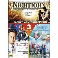 Nightjohn / The Ron Clark Story / Fielder's Choice