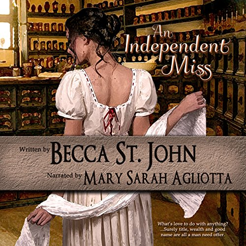 An Independent Miss audiobook cover art
