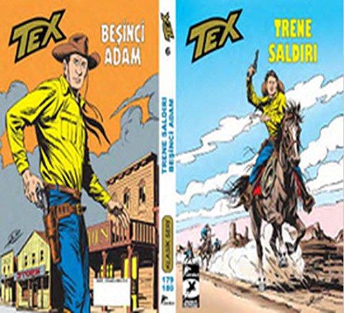 TEX 6 TRENE SALDIRI- BEŞİNCİ ADAM