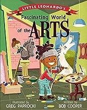 Little Leonardo's Fascinating World of the Arts - A STEM book for kids