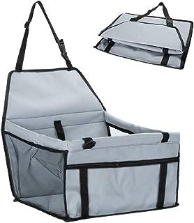 Trex125 Dog Carriers Pet Dog Waterproof Dog Seat Bag Basket Pet Products Safe Carry House Cat Puppy Bag Dog Car Seat