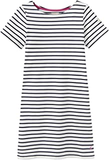 joules striped dress