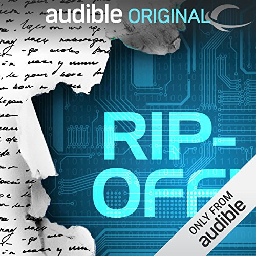 Rip-Off! audiobook cover art