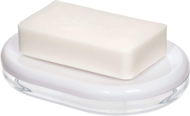 iDesign Finn Countertop Bar Dish Holder Plastic Bathro for Soap Super Special SALE Surprise price held