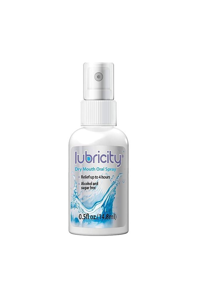 Lubricity Dry Mouth Spray, 0.5oz. Bottle