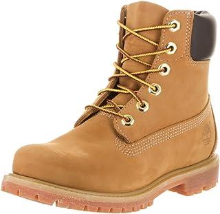 Timberland Women's 6-Inch Premium Boot,Wheat,10 M US