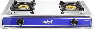 Sanford Double Burner Gas Stove, Sf5220gc