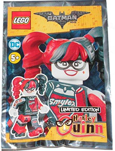 Lego The Batman Movie HARLEY QUINN Minifigure Promo Foil Pack 211804
