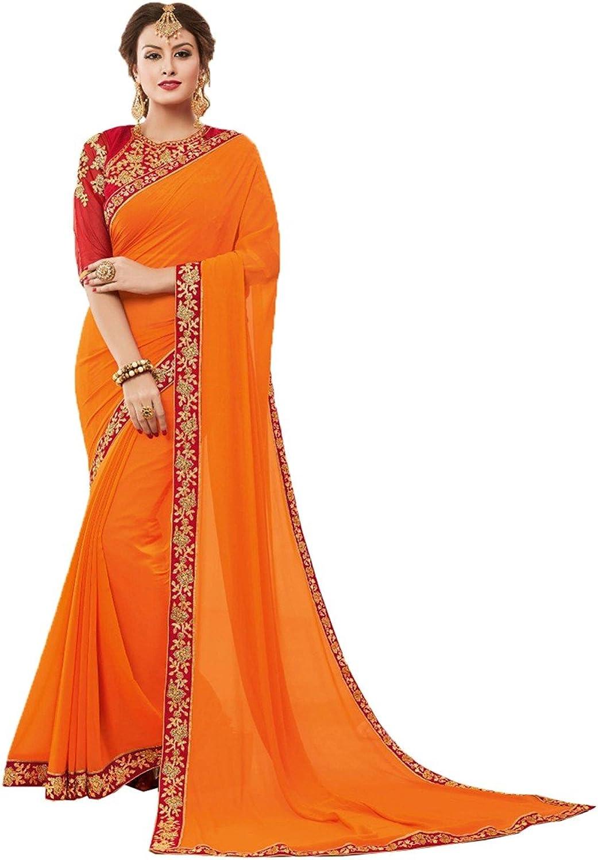 Rajashree Fashions Indian Sarees for Women Partywear Ethnic Traditional Sari