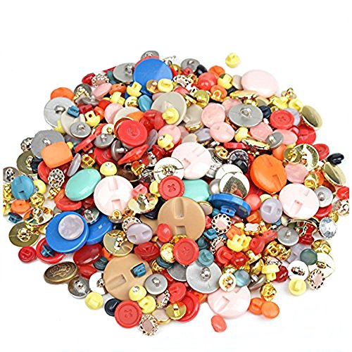 600 PCS Lot Mix Color DIY Round Resin Buttons for Sewing DIY Crafts Childrens Manual Button Painting,DIY Handmade Ornament